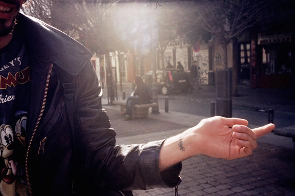 Изображение 93. На полруки: о татуировках в Мадриде.. Изображение № 22.