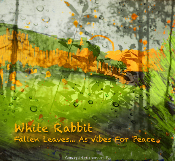 White Rabbit - Fallen leaves. As Vibes For Peace (Podcast). Изображение № 1.