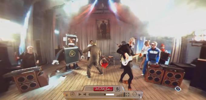 Скриншот из клипа. Изображение № 3.