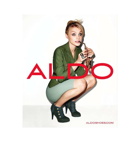 5 новых кампаний: Aldo, Juicy Couture, Missoni и другие. Изображение № 4.