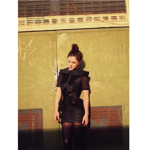 Новые съемки: Numero, Playing Fashion, Tangent и Vogue. Изображение № 13.