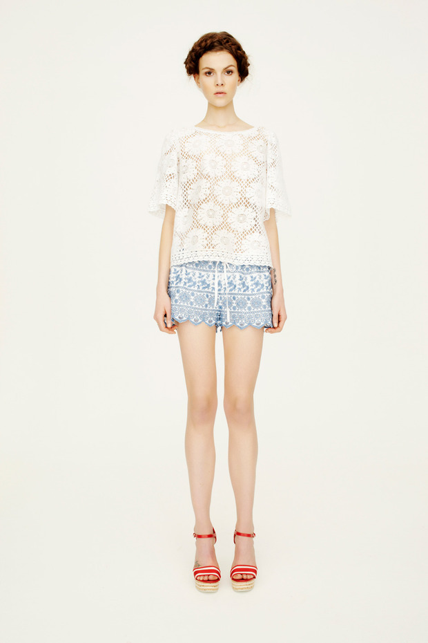 Collette by Collette Dinnigan. Resort 2013. Изображение № 8.
