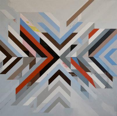 Точка, точка, запятая: 10 современных абстракционистов. Изображение № 49.