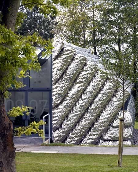 Arts centre, Wales. Изображение № 2.