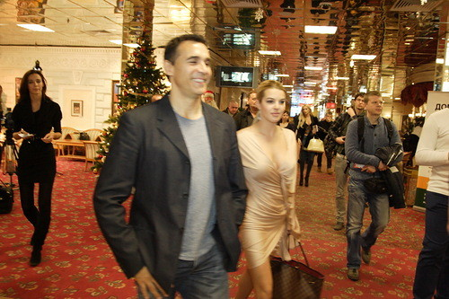 Эндриан Пол и Александр Невский в Korston Hotel Moscow. Изображение № 6.