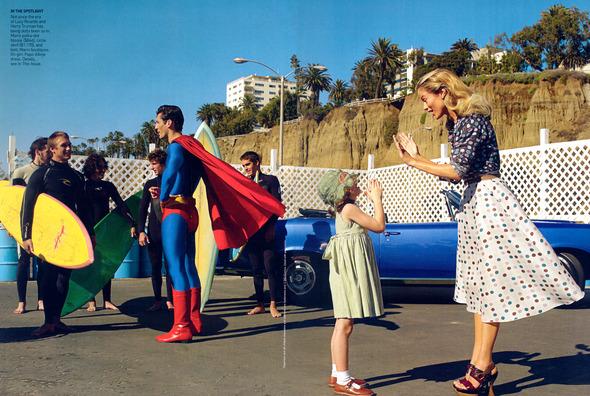 Супергерои в фотосъемках: 8 историй о тайне, подвигах и спасениях. Изображение № 45.
