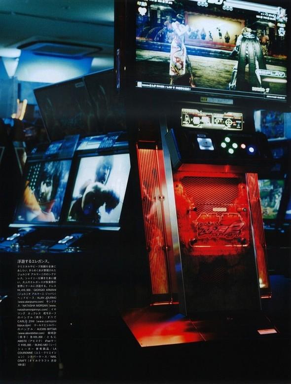 Элин Вебер The Girl Who Rocks The Planet в апрельском Vogue Япония. Изображение № 6.