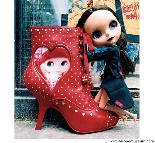 Креативная обувь. Изображение № 35.