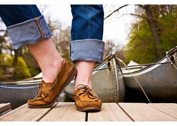 Изображение 14. Летняя мужская обувь: мокасины, лоферы, топ-сайдеры.. Изображение № 14.