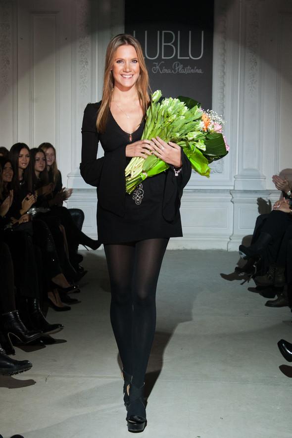 Изображение 18. Кира Пластинина показала новую коллекцию на неделе моды в Нью-Йорке.. Изображение № 18.