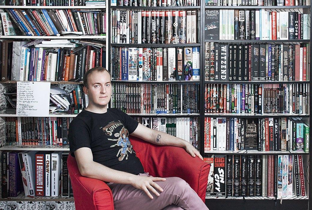 Как собирать комиксы: Лучшие издания в коллекции Станислава Куприянова. Изображение № 2.