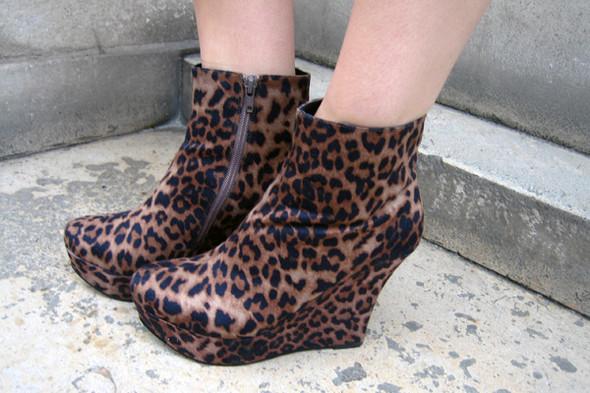 Обувь на неделе моды в Лондоне. Изображение № 13.