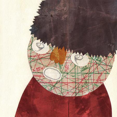 Милые уродцы виллюстрациях Sandra Juto. Изображение № 33.