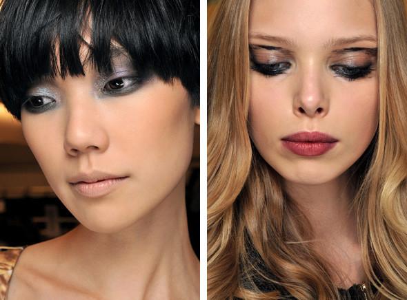 Перевести стрелки: тенденции макияжа FW 2010. Изображение № 11.