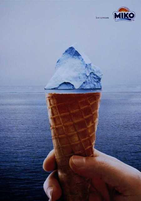 Леденящая воображение реклама мороженого. Изображение № 10.