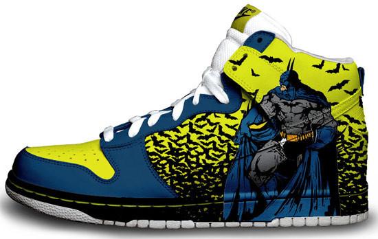 Метаморфозы белых кроссовок Nike. Изображение № 15.