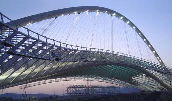 Архитектура будущего от Сантьяго Калатравы. Изображение № 8.