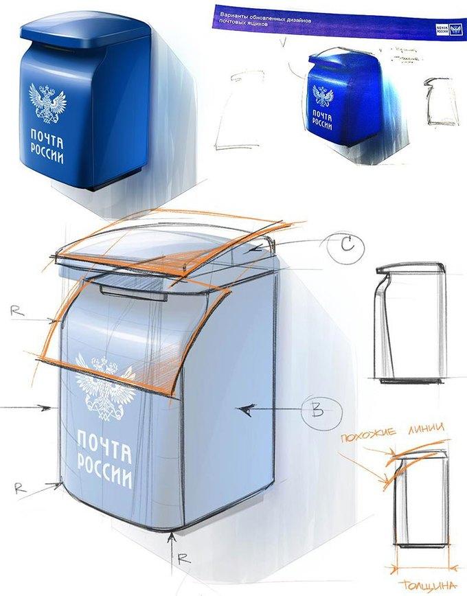 Студия Лебедева разработала дизайн почтовых ящиков. Изображение № 23.