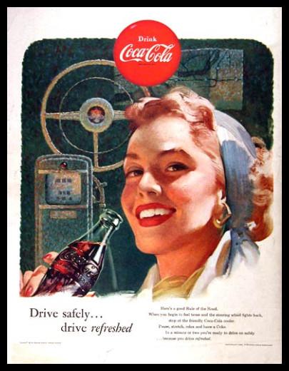 Изображение 52. Coca-cola – История бренда, история рекламы.. Изображение № 52.