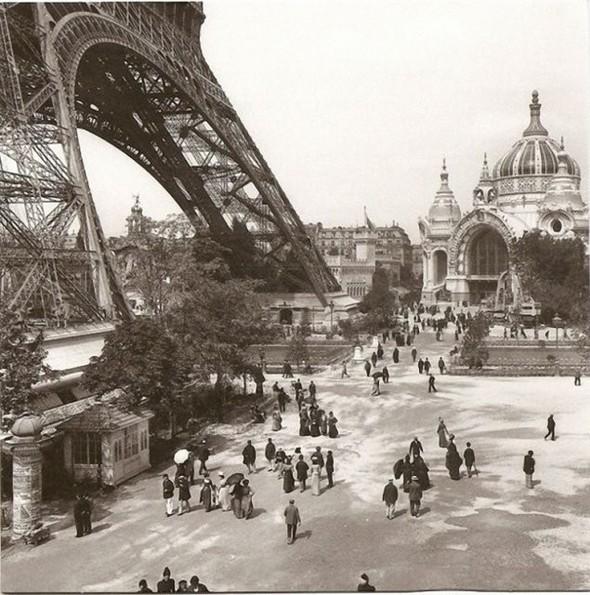 Фотографии старого Парижа. Изображение № 2.