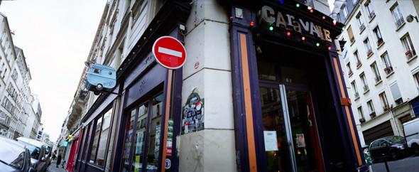 Изображение 44. Парижские кафе.. Изображение № 46.