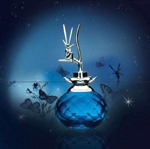 Самые красивые флаконы парфюма. Изображение №3.