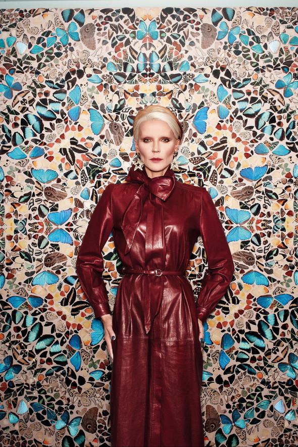 Съёмка: Дафна Гиннесс для Vogue. Изображение № 2.
