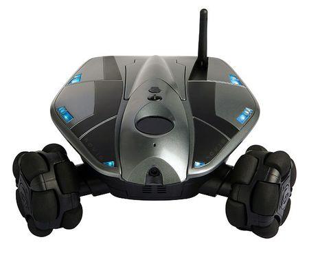 Wi-Fi робот Rovio. Изображение № 1.