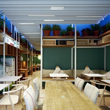 Под стойку: 15 лучших интерьеров баров в 2011 году. Изображение № 60.
