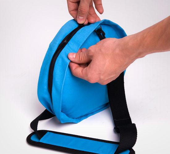 Фитнес-сумки от HalfBag. Изображение № 10.