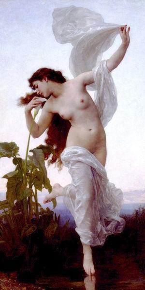 Французский живописец Адольф Вильям Бугро. Изображение № 7.