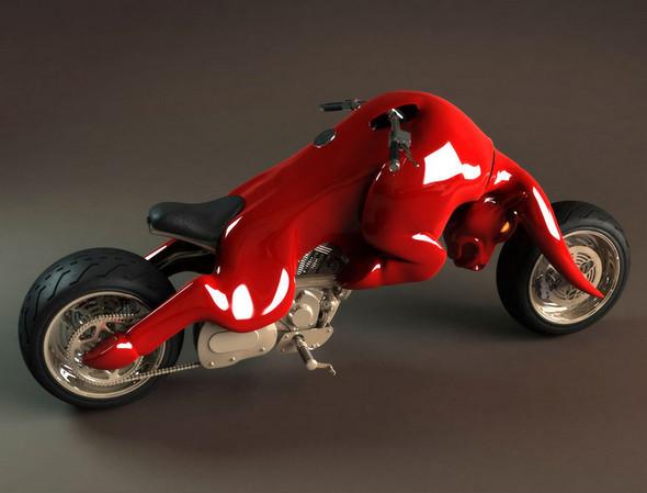 Концепты мотоциклов от Massow Design. Изображение № 2.