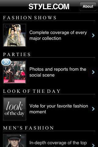 Новая эра моды: fashion приложения в твоем iPhone. Изображение № 9.