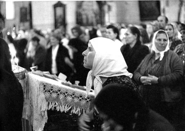 Советская Москва глазами Анри Картье-Брессона. Изображение № 17.