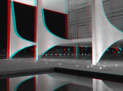 Главные здания Оскара Нимейера —теперь и в 3D. Изображение № 3.