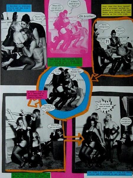 Книга Мадонны – «Секс». Изображение № 55.