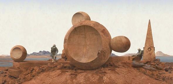 Изображение 7. Марс атакует!.. Изображение № 7.
