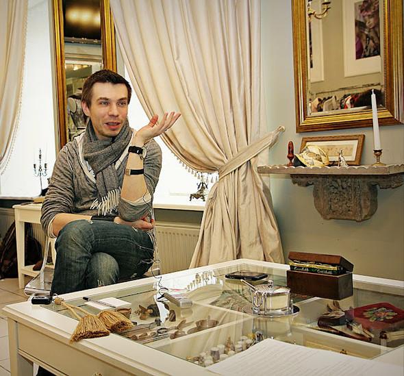 """Проект """"Модное интервью"""": Стас Лопаткин. ЧАСТЬ 1. Изображение № 4."""