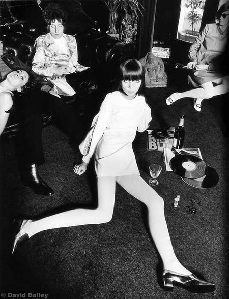 Легенда «заводных 60-х» Дэвид Бэйли. Изображение № 9.