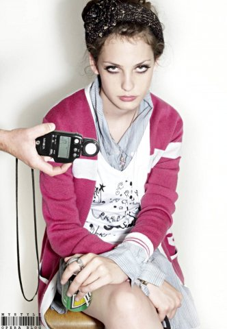 Cory Kennedy – Fashion дива Интернета. Изображение № 7.
