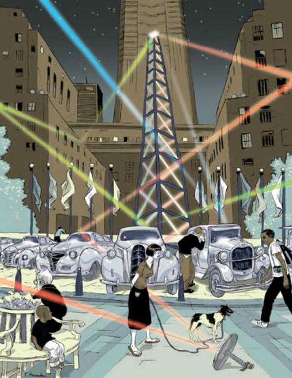 Иллюстрации Томера Хануки. Изображение № 10.