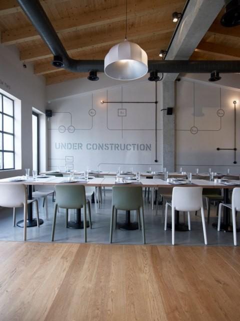 Место есть: Новые рестораны в главных городах мира. Изображение № 140.