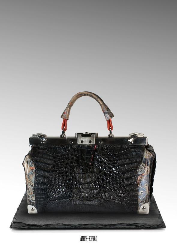 Как создавался бренд. Ante Kovac - сумки с картинками. . Изображение № 8.