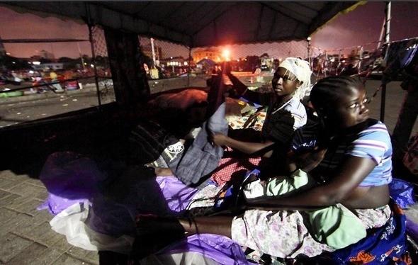 Изображение 8. Рыночные девушки из Ганы.. Изображение № 8.