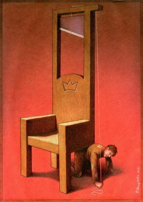 Изображение 28. Карикатурист Pawel Kuczynski.. Изображение № 28.