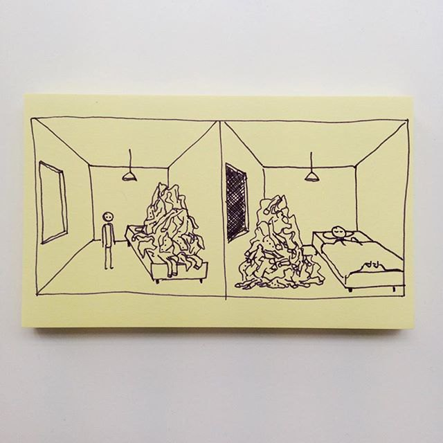 Типичные ситуации и привычки описали вграфиках на стикерах. Изображение № 21.