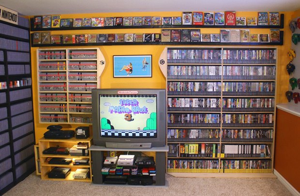 На eBay продают коллекцию из 5 700 видеоигр. Изображение № 2.