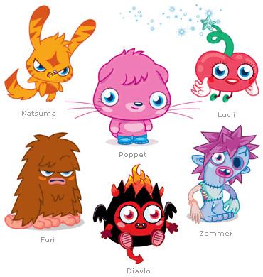 Moshi Monsters-Социальная Игровая Сеть дляваших Деток. Изображение № 3.