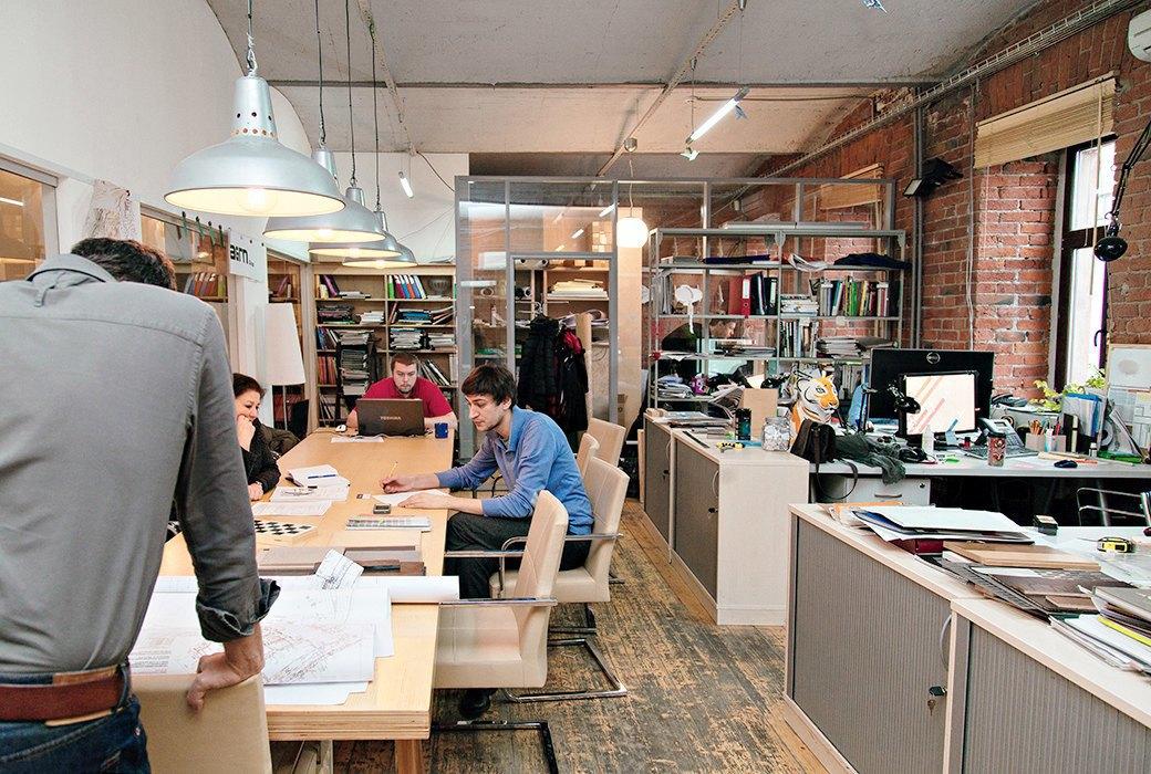 Как устроен офис архитектурного бюро Wowhaus. Изображение № 19.