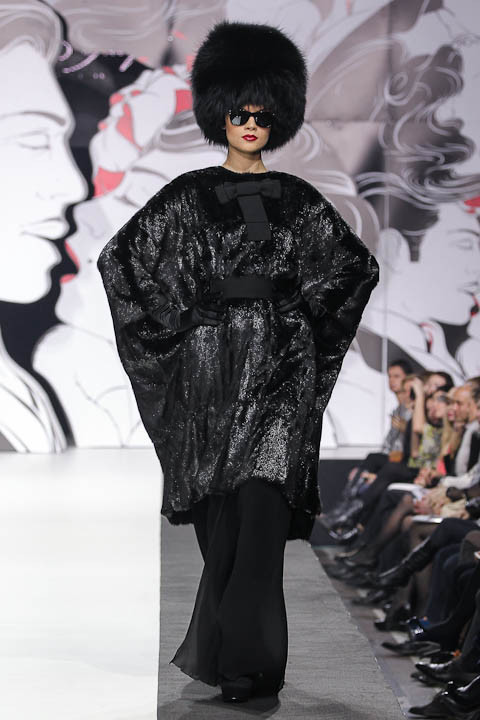 """Коллекция """"La Femme Magnifique"""" Модного Дома Игоря Гуляева. Изображение № 27."""